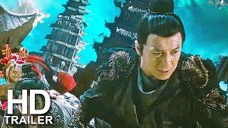 THE KNIGHT OF SHADOWS: BETWEEN YIN & YANG Trailer (2019) Jackie Chan Fantasy, Action Movie HD