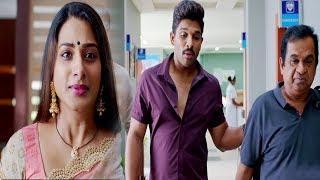 Allu Arjun & Surekha Vani Latest Comedy Scene | Telugu Comedy Scene | Express Comedy Club