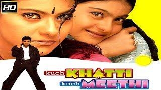 Kuch Khatti Kuch Meethi 2001 With English Subtitle - Comedy & Dramatic Movie | Kajol, Sunil Shetty