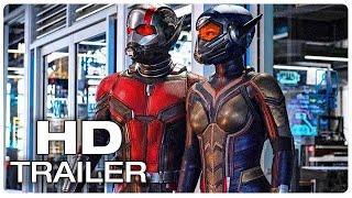 """ANT-MAN AND THE WASP """"Tiny Team"""" Trailer [HD] Paul Rudd, Michelle Pfeiffer, Evangeline Lilly"""