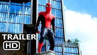 SPIDER-MAN FAR FROM HOME Trailer 3 (2019) Superhero Movie