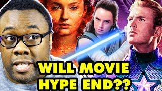 "Will Superhero Movie ""Hype"" END in 2019? (Avengers, X-Men, Star Wars) - Opinion"