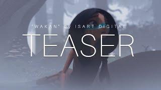 TEASER Trailer | CGI 3D Animated Short Adventure Film WAKAN Fantasy animation movie by ISART DIGITAL