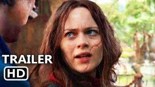 MORTAL ENGINES Trailer # 2 (NEW 2018) Peter Jackson Sci-Fi Movie HD