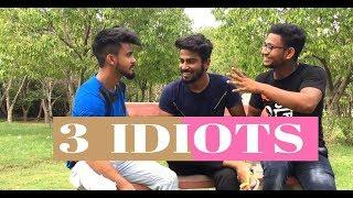 3 idiots | comedy video | Thriller films