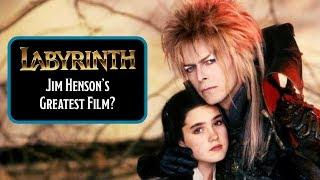 To Solve the Labyrinth: An Essay Film About a Fantasy Film