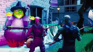 Fortnite Film(Zombie)