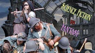 Steampunk: Science Fiction versus Fantasy
