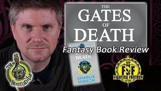 'The Gates of Death' - Fantasy Game Book Review