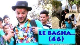 Doteli Short Comedy Teli - Film LE BAGHA ... ( Part - 46 ) By Bhanubhakta Joshi