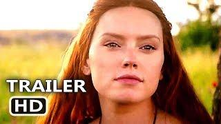 OPHELIA | Official Trailer | 2019 | Daisy Ridley, | Naomi Watts | HD