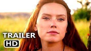 OPHELIA | Official Trailer | 2019 | Daisy Ridley, | Naomi Watts | HD