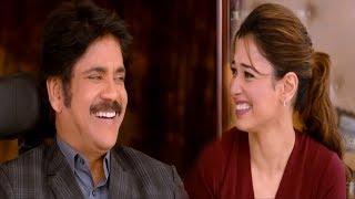 Nagarjuna & Tamannaaah Super Comedy Scene | Telugu Comedy Scene | Express Comedy Club