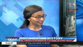 Salim Amin's thoughts on Kenya's history through film and digital migration
