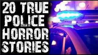 20 TRUE Police & First Responder Horror Stories to Creep You out! | (Scary Stories)