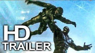 VENOM Soldiers Vs Venom Fight Scene Trailer NEW (2018) Spider-Man Spin-Off Superhero Movie HD