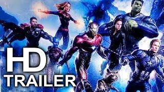 AVENGERS 4 Viral Video Teaser Trailer Darryl Clip NEW (2018) Superhero Movie HD