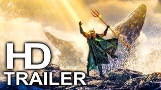 AQUAMAN Final Trailer NEW (2018) Superhero Movie HD