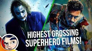 THE 10 Best Superhero Films! | Comicstorian