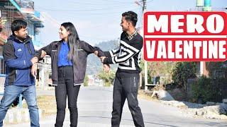 Mero Valentine || Nepali Comedy Short Film || Local Production