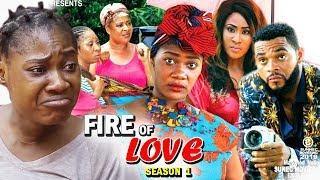 FIRE OF LOVE SEASON 1 - Mercy Johnson 2019 Latest Nigerian Nollywood Movie Full HD