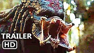 THE PREDATOR Official Trailer # 2 (NEW 2018) Sci-Fi, Action Movie HD