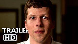 THE ART OF SELF DEFENSE Trailer # 2 (2019) Jesse Eisenberg, Comedy Movie