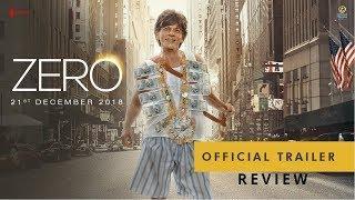 Zero Full Movie Trailer | Zero Movie Trailer Review | Zero Film Trailer | Zero मूवी रिव्यू