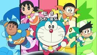 """Doraemon New Movie """"Nobita Aur Antriksh Daku"""" in Hindi full movie. Doraemon New Movie 2018."""