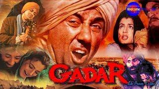 Gadar : Ek Prem Katha Full Movie (HD) Sunny Deol | Ameesha Patel | Amrish Puri