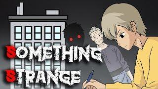 Scary Story Something Strange Animated In Hindi
