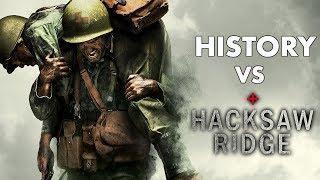 History Versus Hacksaw Ridge