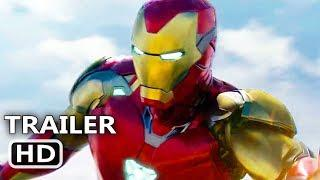 AVENGERS 4 ENDGAME Thanos Trailer (NEW 2019) Marvel Movie HD