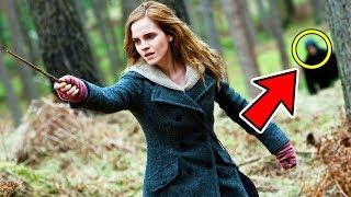 10 Things Most People Ignored in The Harry Potter Movies