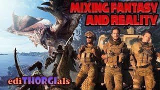 Adding Reality to Fantasy in Film - ediTHORGIals