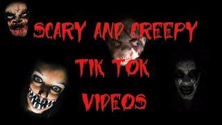 ???? Scary & Creepy Tik Tok & Musically Videos - Halloween 2018 ????