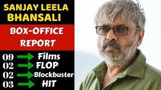 Sanjay Leela Bhansali Career Box Office Collection Analysis | Hit, Flop and Blockbuster Movies List