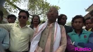 Shooting Bhojpuri Film - दहेज़ के आग फिल्म शूटिंग Part -1