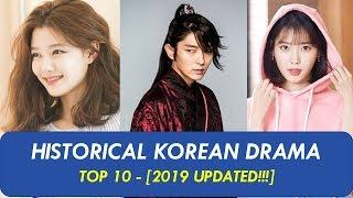 Historical Korean Drama List - Top 10 [2019 Updated!!!]