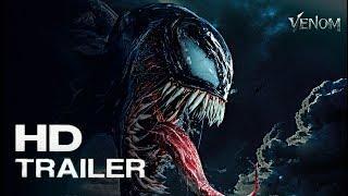 VENOM - Final Trailer (HD) Tom Hardy (2018 Movie) | Sony Pictures NEW Superhero Action Movie Concept