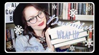 December Wrap Up ❄️ Sci-Fi, YA Fantasy, & Historical Fantasy