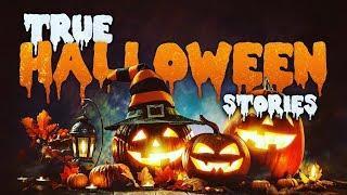 7 True Creepy Halloween Horror Stories (Vol. 3) | 2018