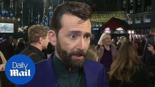 David Tennant talks about his part in Mary Queen of Scots