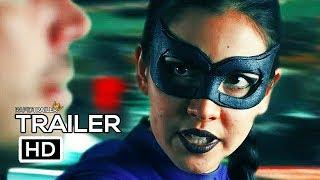 VALENTINE: THE DARK AVENGER Official Trailer (2019) Superhero Movie HD
