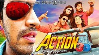 Action 3D (2018) | New Released Full Hindi Dubbed Movie | South Indian Dubbed Movies 2018 Full Movie