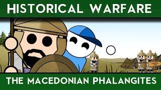Historical Warfare :  The Macedonian Phalangites