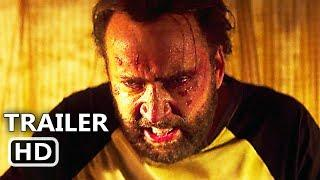 MANDY Official Trailer (2018) Nicolas Cage Movie HD