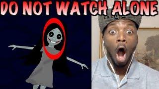 MOST SCARY ANIMATIONS ON YOUTUBE (DO NOT WATCH AT NIGHT)
