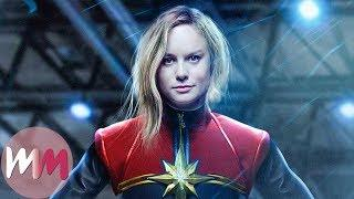 Captain Marvel: Top 10 Things We Want to See!