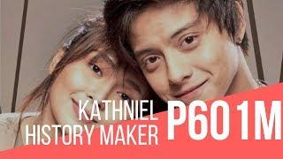 """WOW!! KathNIel Movie """"The Hows of Us"""" just made the New History in Philippine Movies"""